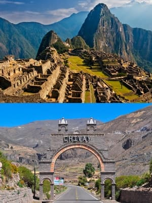 travel Cusco to Colca - Chivay