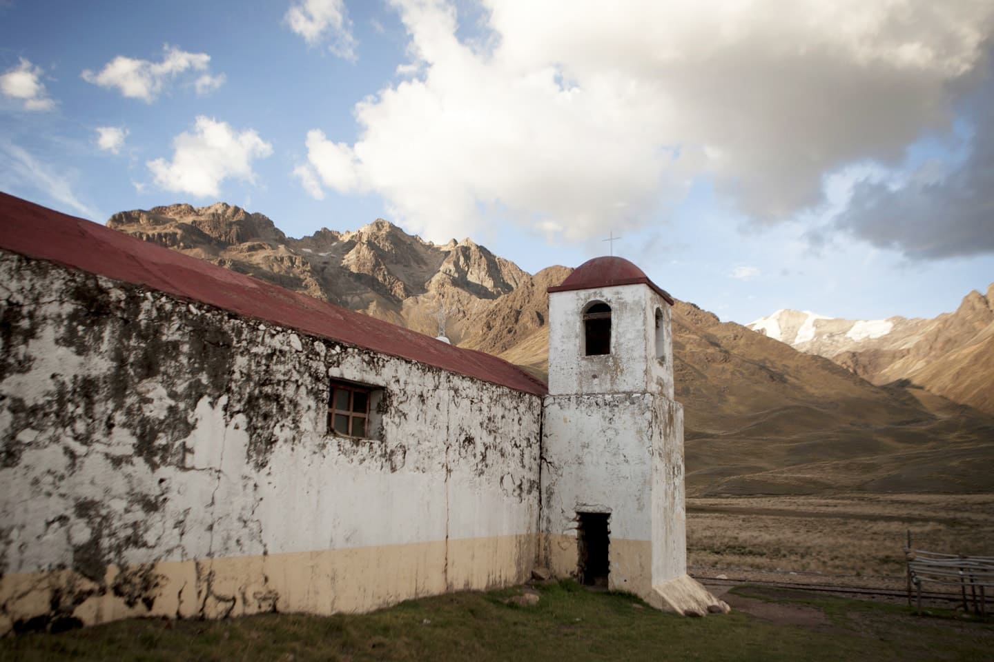 Church - Architecture- Abra La Raya - Chivay to Cusco Route with 4M Express bus Peru