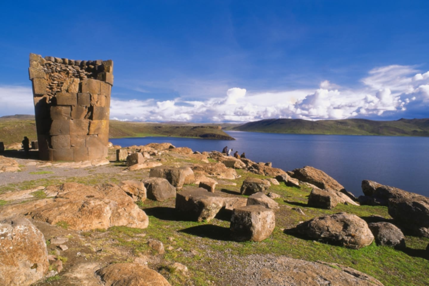 Lake Titicaca, highest lake, cold city, landscape, sea
